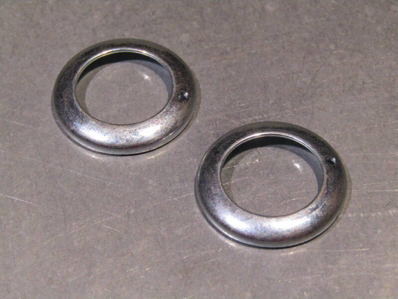 CAMPAGNOLO GRAN SPORT / TIPO Front Hub Dust caps 2X NOS! BXC00E1