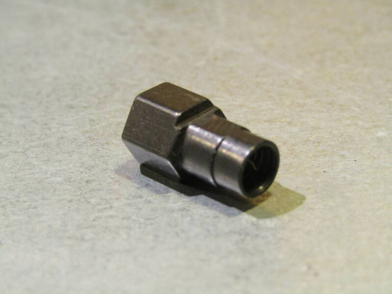 CAMPAGNOLO NUOVO RECORD ERA Finger tip gear lever fitted nut NOS! 0000 9/1/21