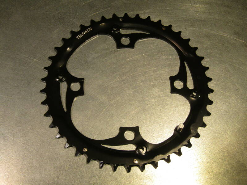 TRUVATIV 42t STEEL CHAINRING BCD 104mm NEW! BX56 200 - 4/28/20 RK13