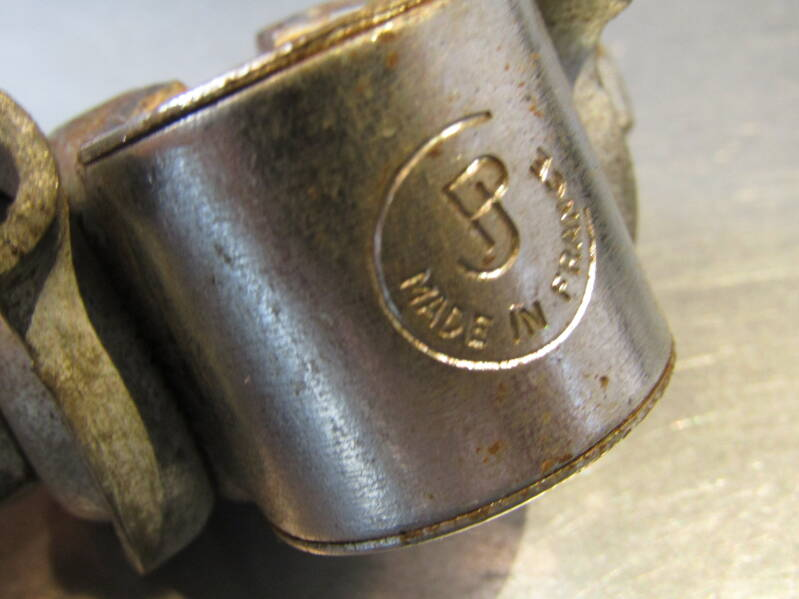 JP FRENCH MADE SEAT POST CLAMP 2nd hand BX24A2 305 - 5/19/20 RK10