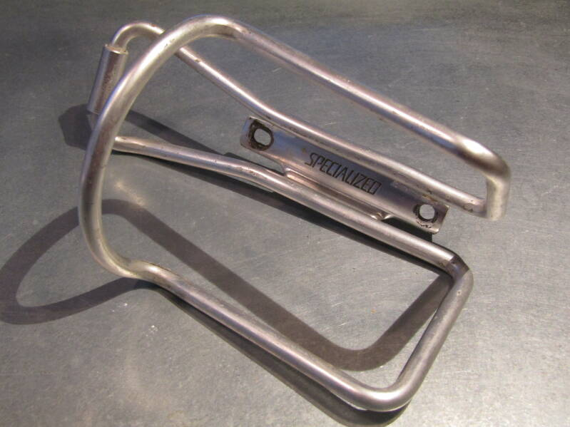 SPECIALIZED MT ALLOY Water bottle cage 2nd hand BX46A 9991 - 10/9/20 RK11