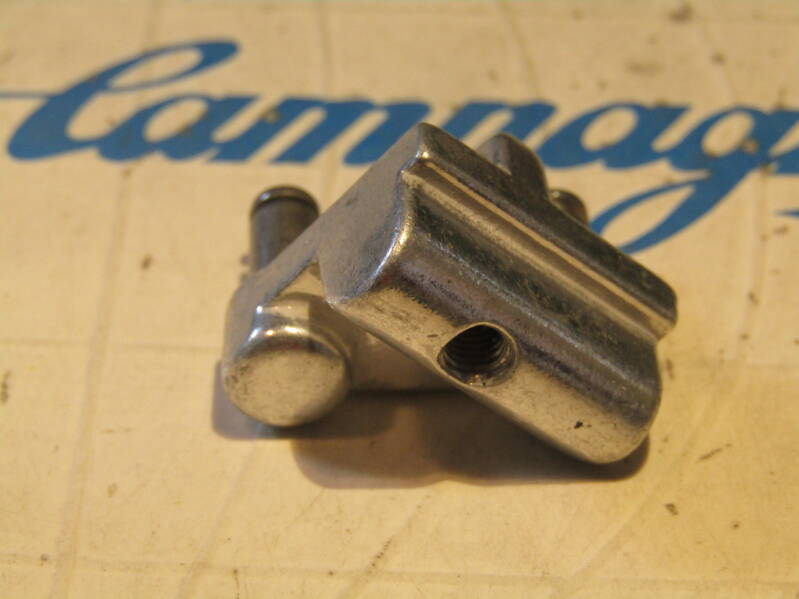 CAMPAGNOLO NUOVO/SUPER RECORD BZ-ON Front derailleur body NOS! Beta03 D8-001-08 25/2/21
