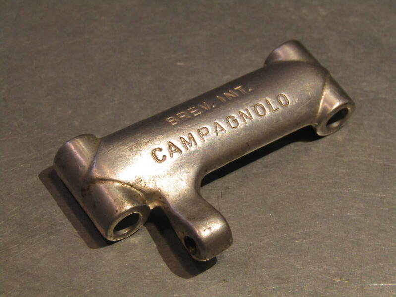 CAMPAGNOLO NUOVO RECORD (#807/A) Rear back plate NOS! Beta03 D8-002-03 1/3/21