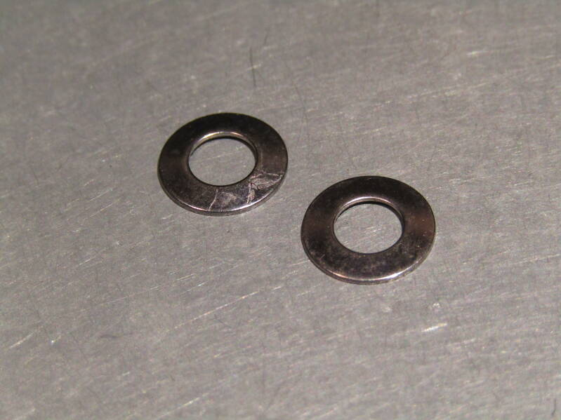 CAMPAGNOLO SUPER RECORD VINTAGE 80's Gear lever cover plate washers NOS! Beta03 D01-001-08 3/3/21