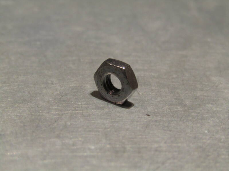 CAMPAGNOLO NUOVO/SUPER RECORD (#217) Front derailleur chain roller nut NOS! TL02 01-BX01-04-07 12/3/21