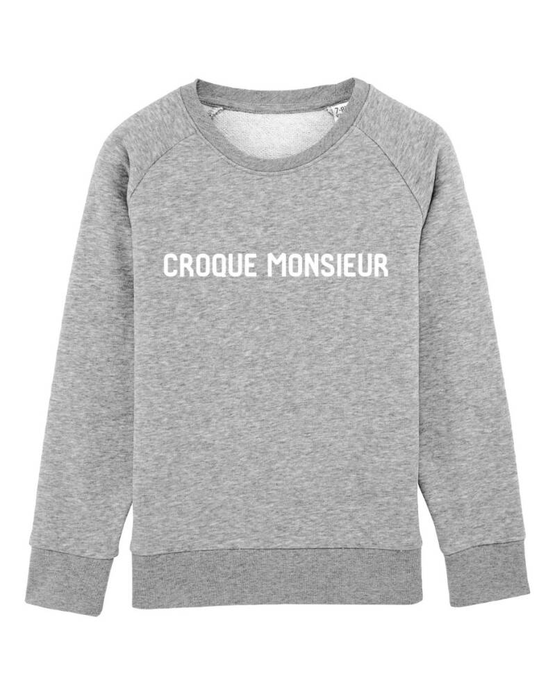 Croque Monsieur Heather Grey