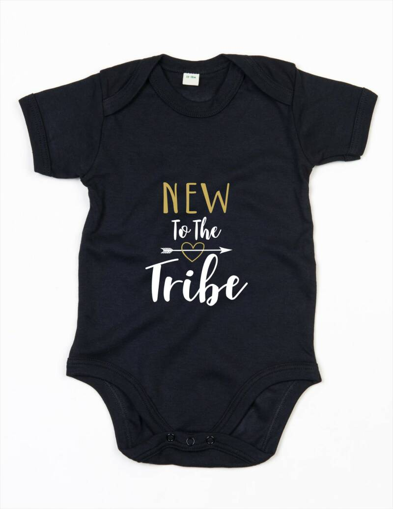 New to the tribe Rompertje