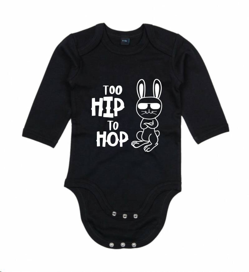Too Hip To Hop Rompertje