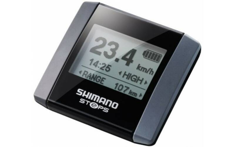 E-bike display Shimano Steps SC-E6000 - zonder houder
