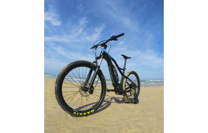 "02 feel e-mounten bike KARMA XT+ DI2  27.5"" wielen"