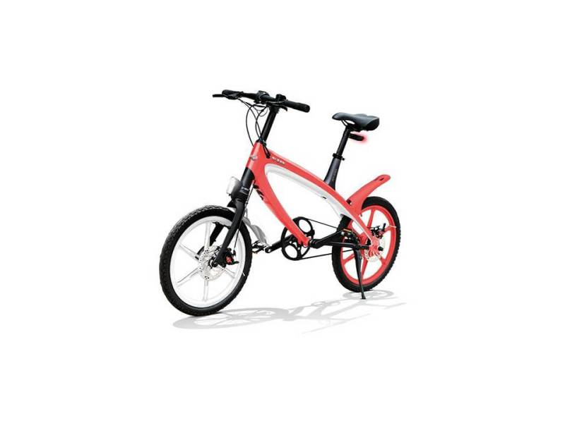 VITA V1 E-VOLUTION CORAL REEF COLOR,ELEKTRISCHE MINI FIETS