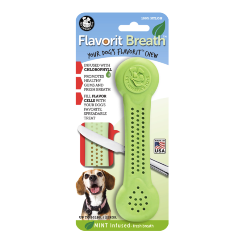 Flavorit Nylon Breath Bone L