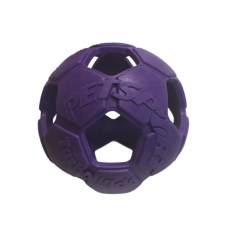 Turbo Kick Soccer Ball Paars