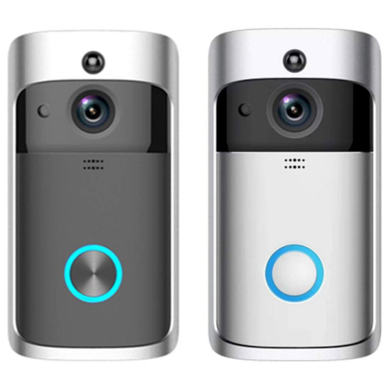 Smart Wifi Door Bell Dingdong Ring Bell Video Camera Deurbel incl. Gong