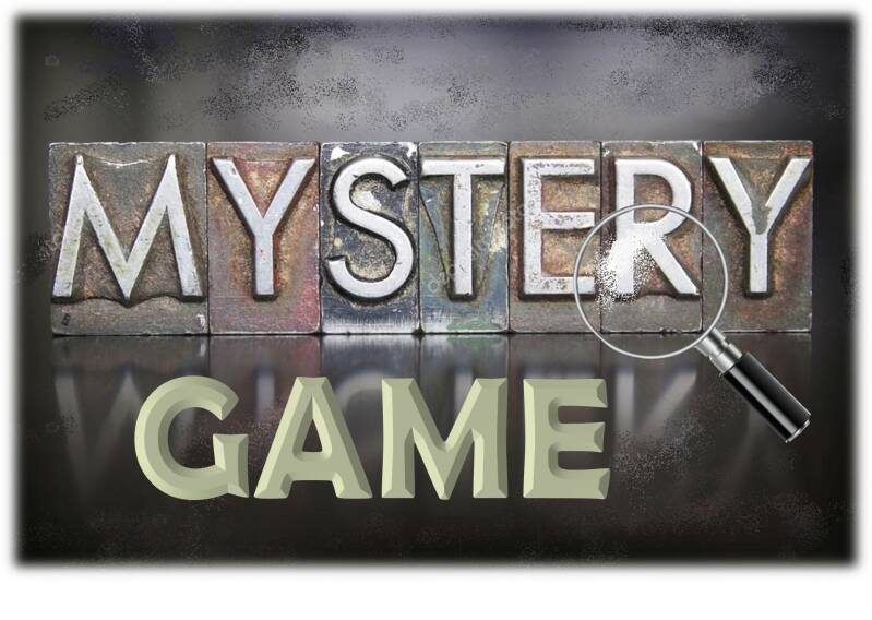 Mysterie Game