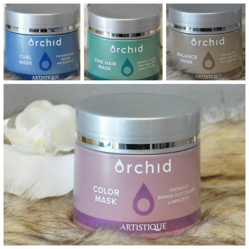 Orchid Mask