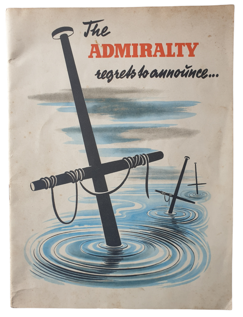 Brochure - The admiralty regrets to announce...