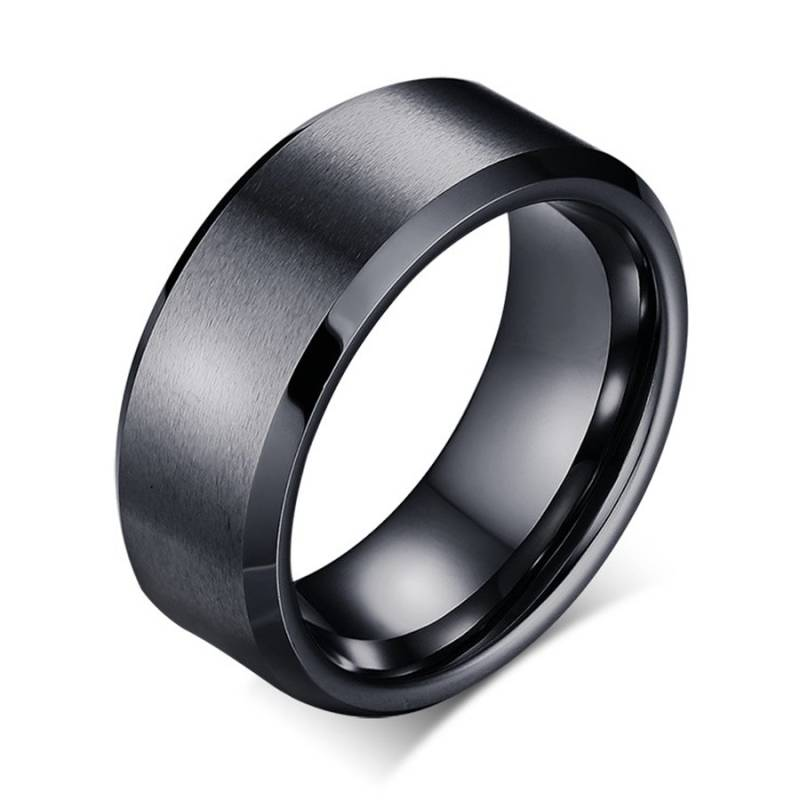 Ring Wolfraam Black [Type 1]