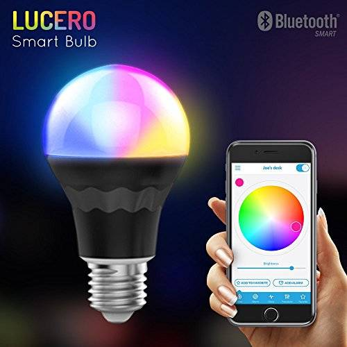 Multi Color Led Lamp