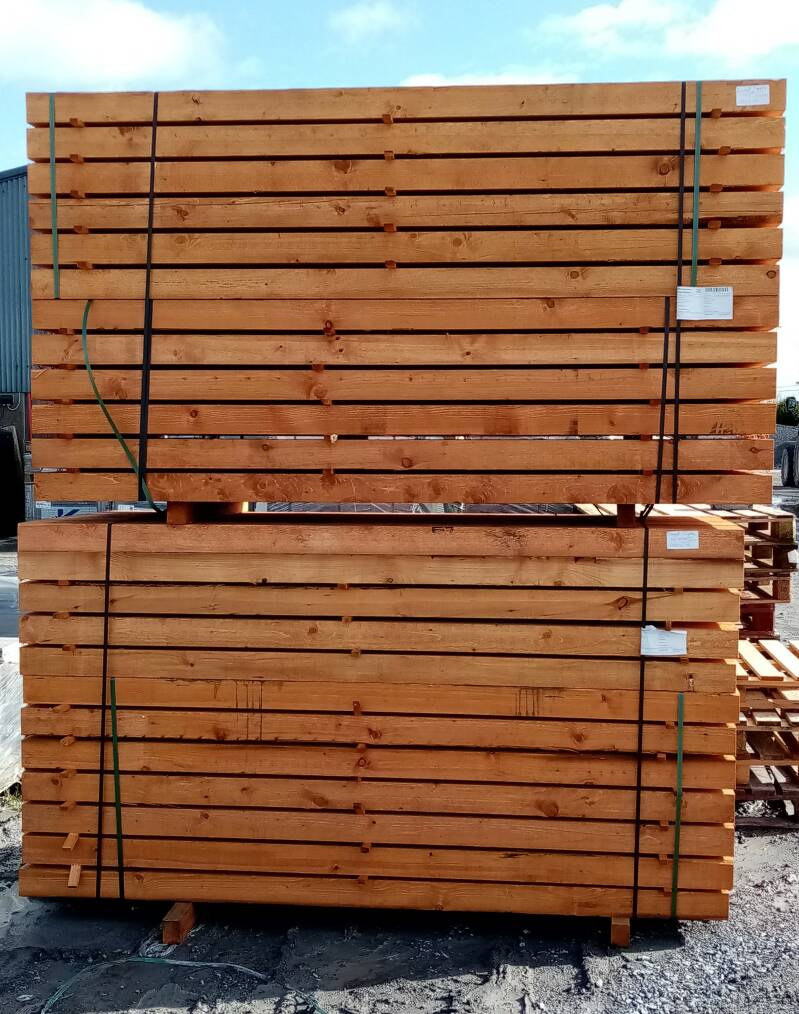 Railway Sleepers - New Softwood
