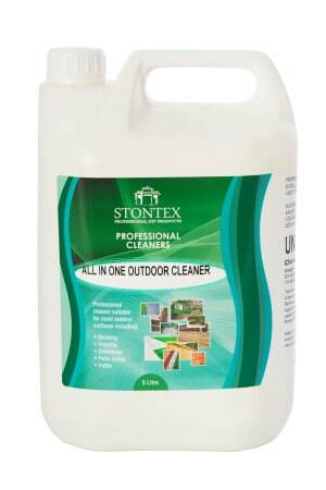 All-in-One Outdoor Cleaner
