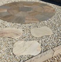 Large Stepping Stone