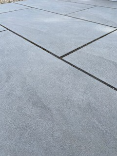 Light Grey Porcelain Paving