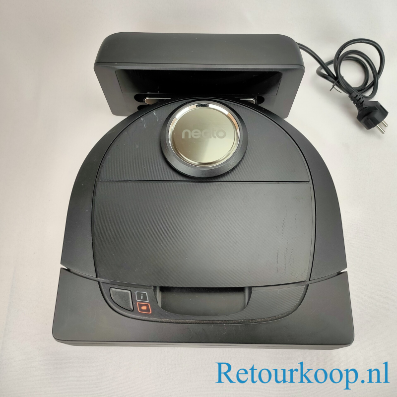 Neato D5 Connected 🤖 robot stofzuiger