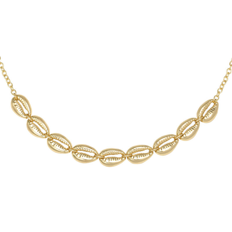Bali Vibes Necklace gold