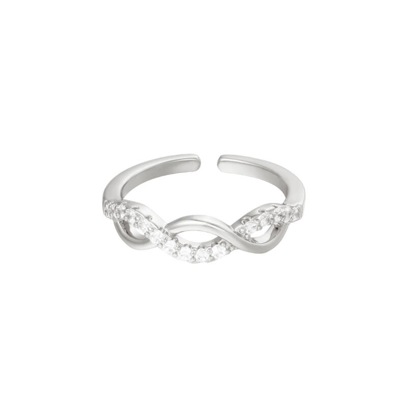 Angelic Ring silver
