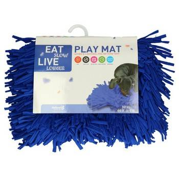 Eat Slow Live Longer Play Mat