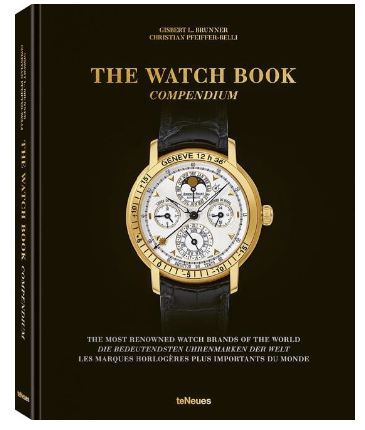 THE WATCHBOOK