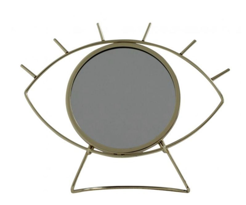 MIRROR EYE SEE YOU GOLD