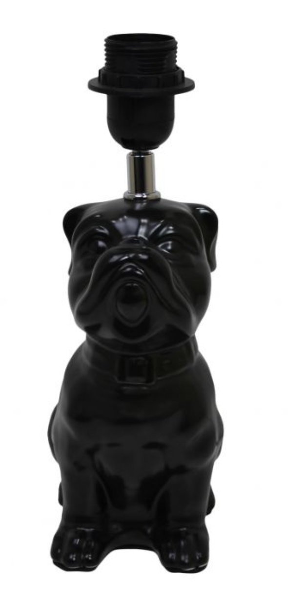 HV LAMP DOGSTYLE BLACK
