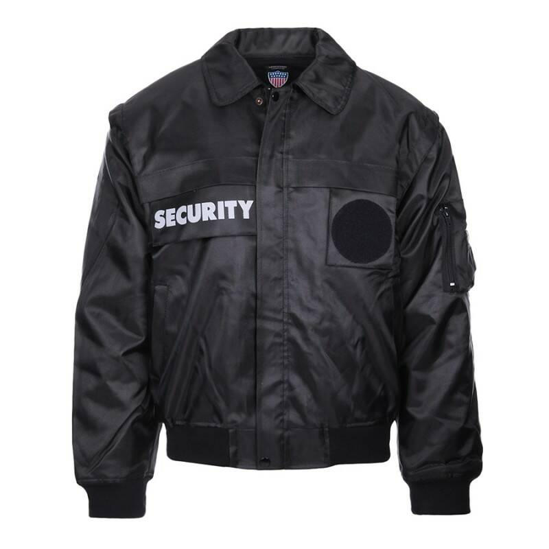 AFRITS JACKET SECURITY