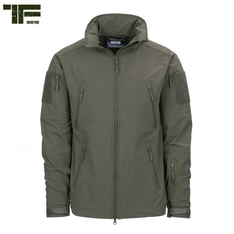 TF-2215 ECHO ONE JACKET Ranger green