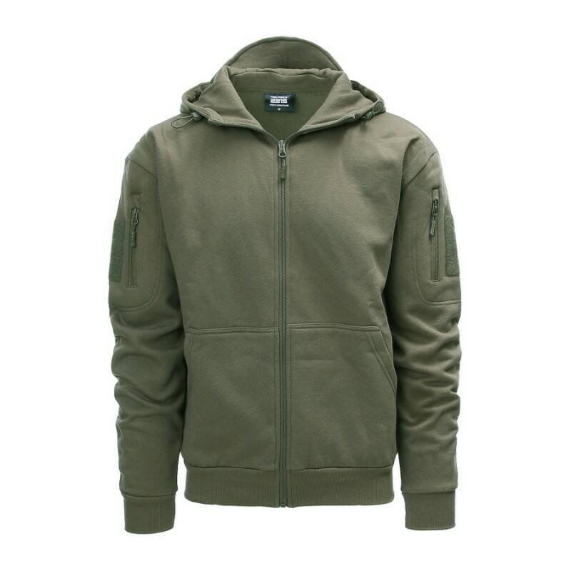 TF-2215 TACTICAL HOODIE Ranger green