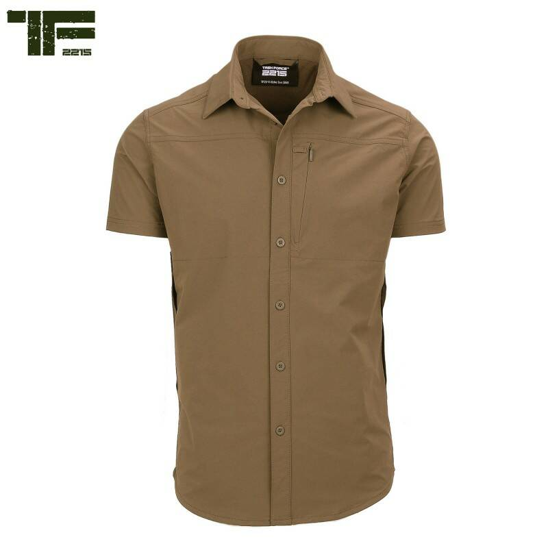 TF-2215 ECHO TWO SHIRT Coyote