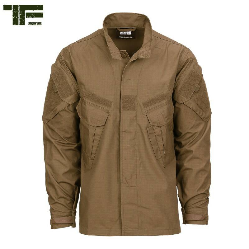 TF-2215 SIERRA ONE SHIRT Coyote