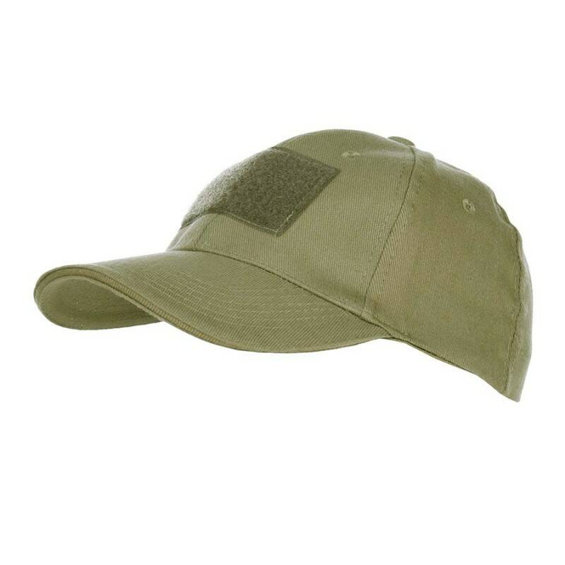 BASEBALL CAP CONTRACTOR Groen