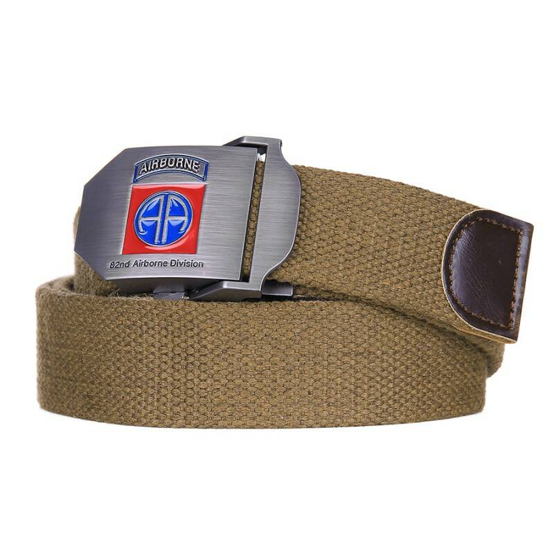 TROPENKOPPEL STYLE 9 82ND AIRBORNE Coyote