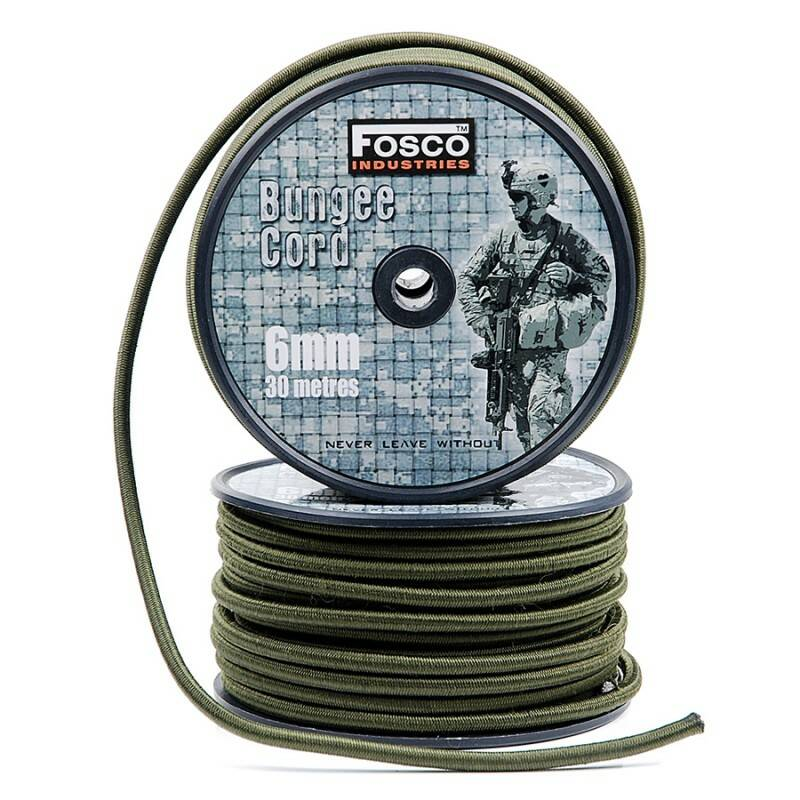 BUNGEE CORD 6mm 30 MTR.