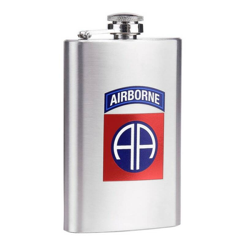 ZAKGFLES 5 OUNCE 82ND AIRBORNE RVS