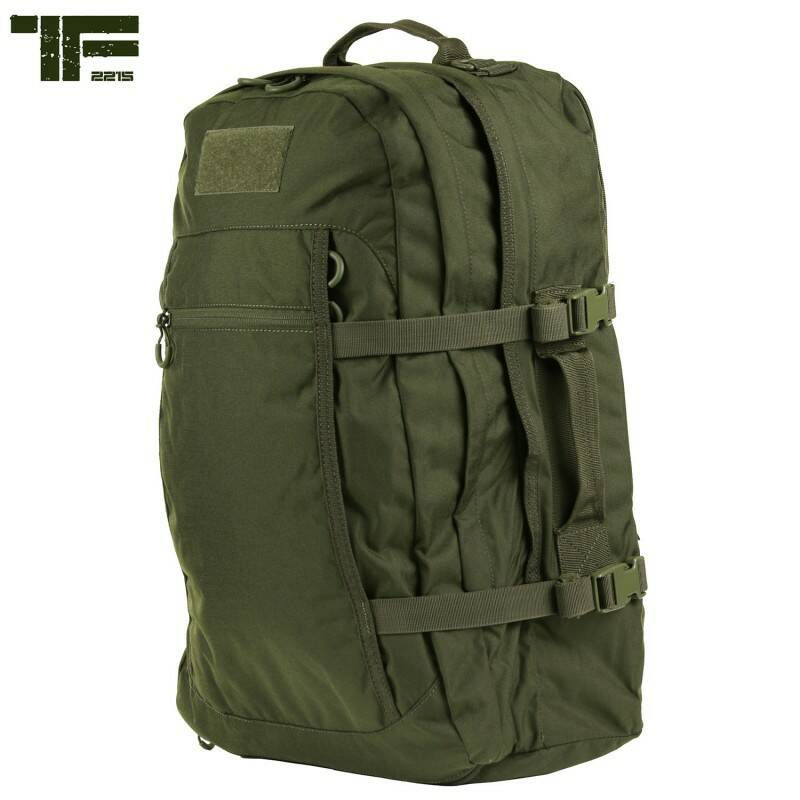 TF-2215 RUGZAK TRAVEL MATE Groen