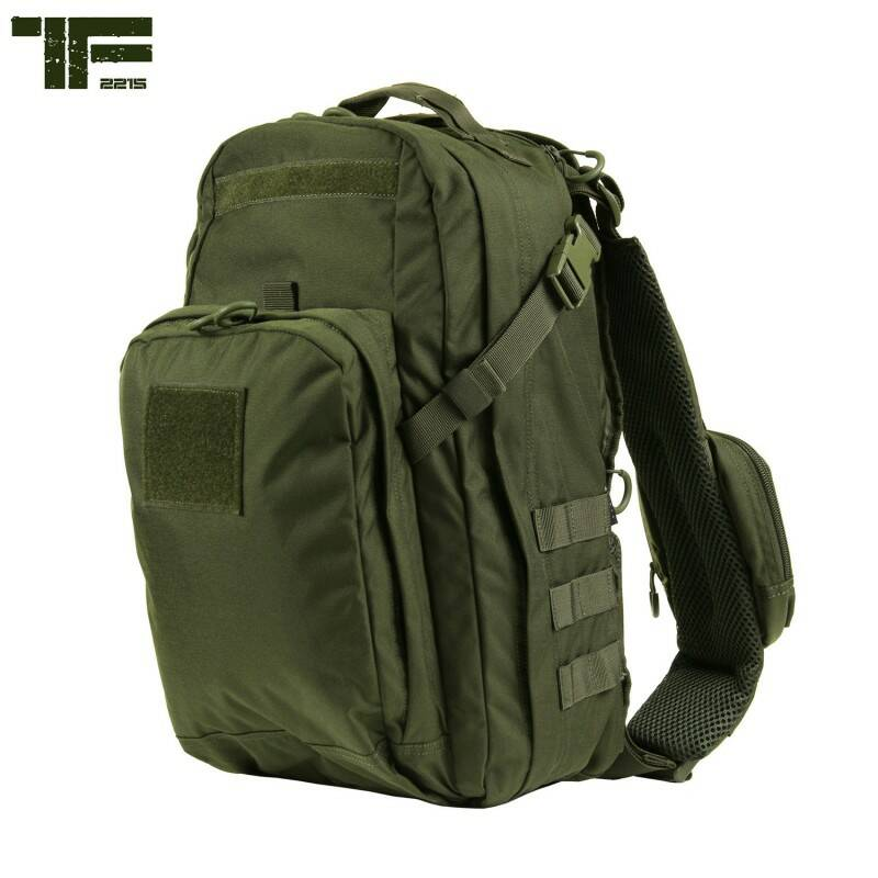 TF-2215 MULTI SLING BAG Groen