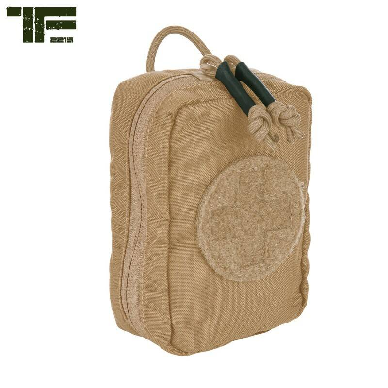 TF-2215 MEDIC POUCH SMALL HOOK AND LOOP Coyote