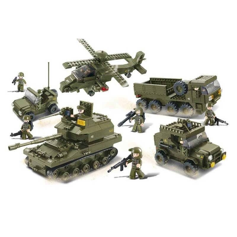 SLUBAN ARMY SET M38