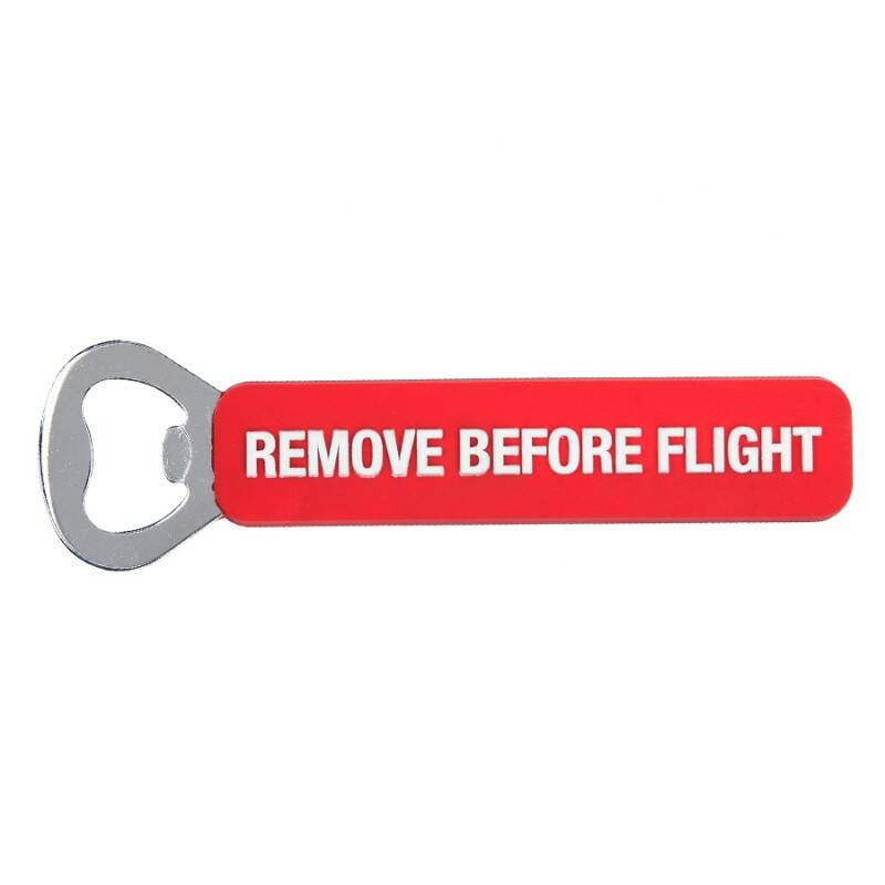 FLESOPENER 3D PVC REMOVE BEFORE FLIGHT