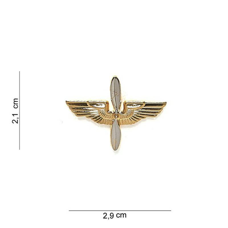 EMBLEEM METAAL US AIR FORCE OFFICER