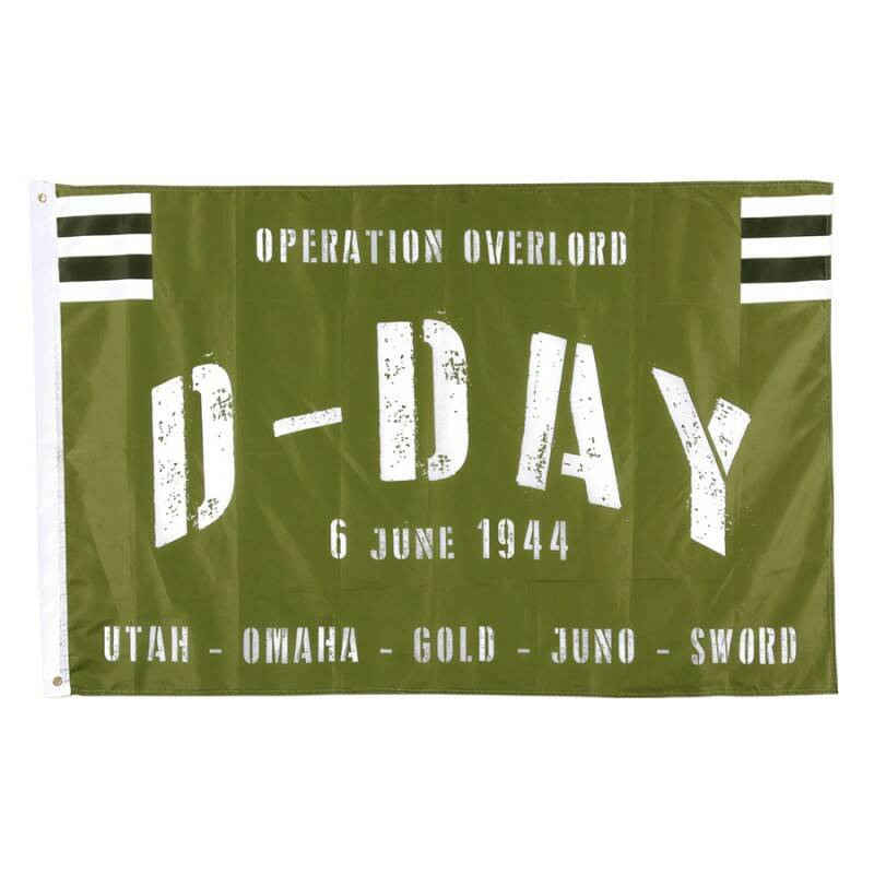 VLAG D-DAY OPERATION OVERLORD